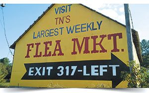 Tennessee's Largest Weekly Flea Market
