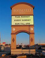 Roosevelt Mall Flea Market At Cottman Avenue