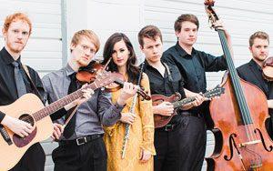 Celtic music band