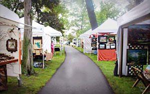 Oakwood Fine Arts Fair