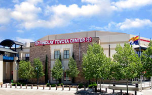 Findlay Toyota Center