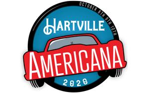 Hartville Americana show logo