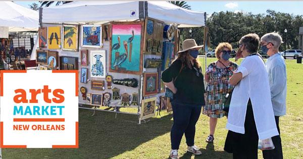 Arts Market New Orleans
