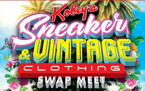 Kobey Vintage Clothing Swap Meet