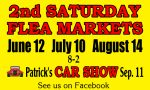 2nd Saturday Flea Markets at Antique Mall of Greater Green Bay, FREE for sellers & shoppers